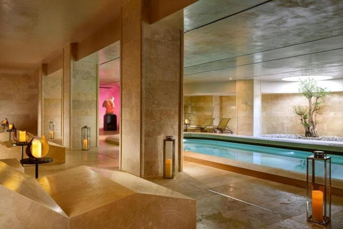 A. Roma Spa and Wellness Rome