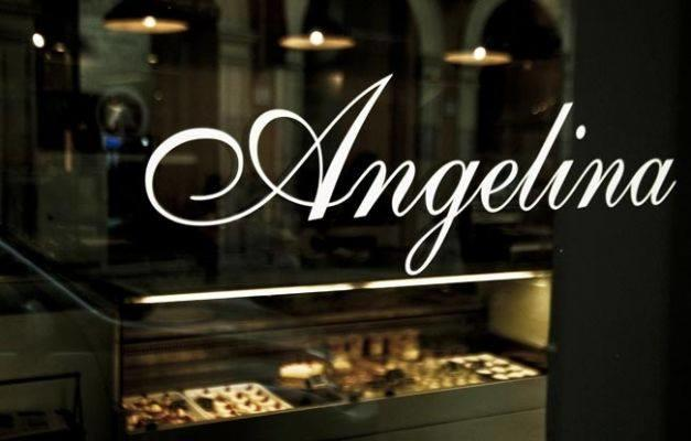 Angelina restaurant in rome