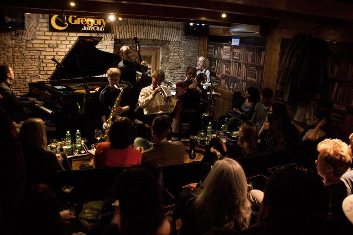 Gregory's Jazz Club