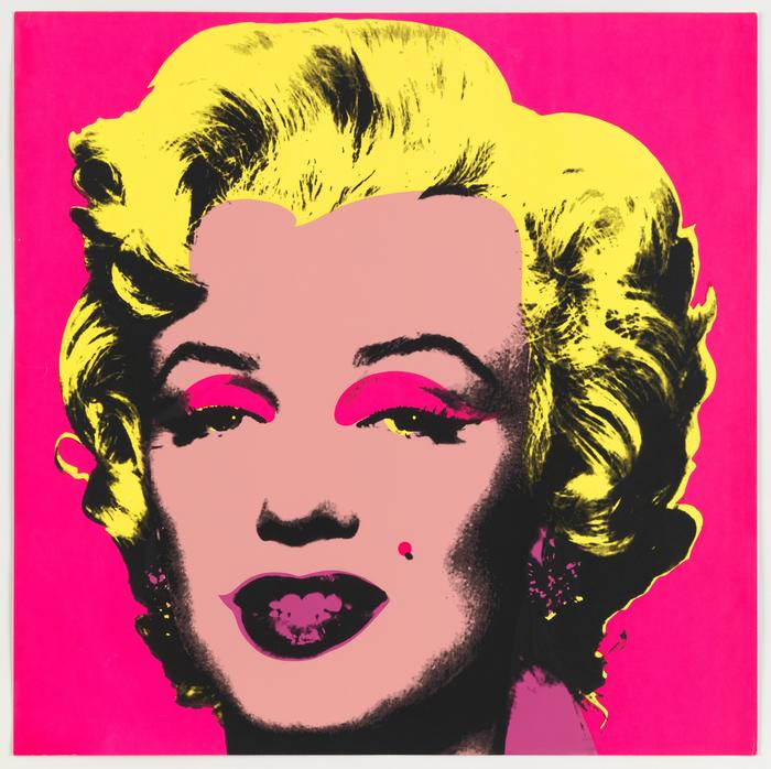 Andy Warhol exhibition in Rome 2018