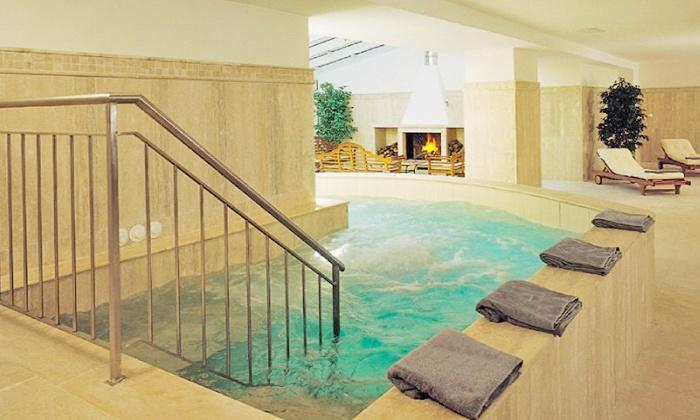 St. Peters Spa and Wellness Rome