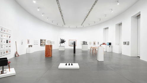 Gagosian gallery in Rome