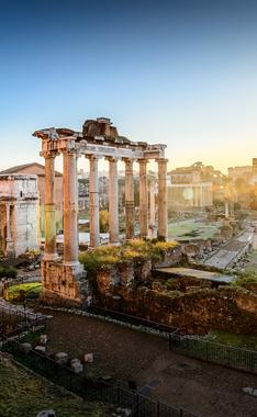 Create your own itineraries in Rome